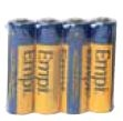 Empi AA NIMH Rechargeable Batteries 4/Pk